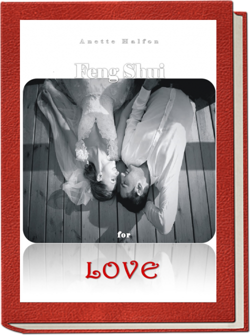 Love Symbols Feng Shui Anette Halfon